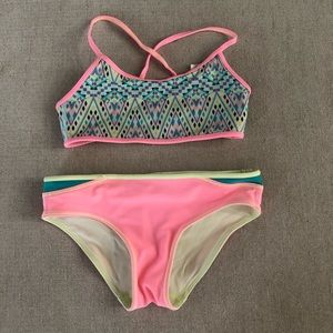Ivivva kids swimsuit size 8